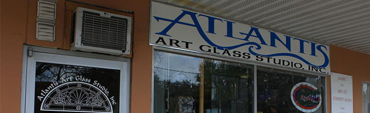 Atlantis Art Glass Studio